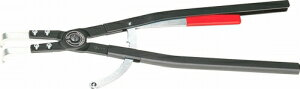 クニペックス(KNIPEX)穴用スナップリングプライヤー122-300mm90°ベントヘッド4420-J51 4420J51