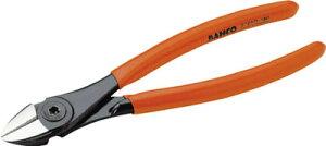 バーコ(BAHCO)【2101D-160】強力型軟硬線両用ニッパー 2101D-160 160mm