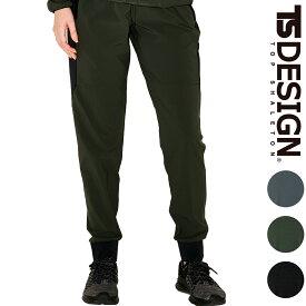SALE TSDESIGN TS DELTA スウェットパンツ 83423L-4LTSデザイン 長ズボン シャツ ストレッチ ドライ ナイロン 撥水 吸汗速乾 作業服 作業着
