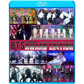 [K-POP DVD] Bluray - BTS AWARD EDITION 2020☆防弾少年団アワード·エディション ブルーレイ2020☆韓国アイドル RM JIN SUGA J-HOPE JIMIN V JUNG KOOK☆BTS AWARD EDITION 2020☆[K-POP BTS DVD]