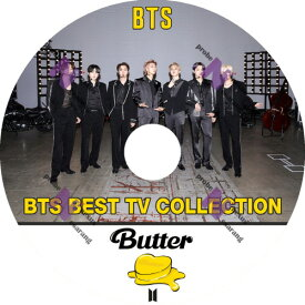 [K-POP DVD]BTS BEST TV COLLECTION 2021-Butter Life Goes On Dynamite ON Boy With Luv IDOL FAKE LOVE DNA Not Today - 防弾少年団 バンタン TV DVD