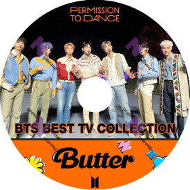 BTS BEST TV COLLECTION 2021 2nd-PERMISSION TO DANCE , Butter ,Life Goes On Dynamite ON Boy With Luv IDOL FAKE LOVE DNA Not Today - 防弾少年団 バンタン TV DVD[K-POP DVD][BTS DVD]