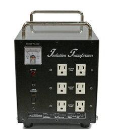 アイソレーション電源トランスミュージシャンズ電源1500W100V仕様(STH-1510A)
