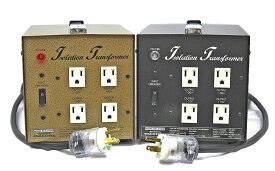 アイソレーション電源トランスギタリスト電源600Wベルデンシールド電源ケーブル仕様100V専用仕様