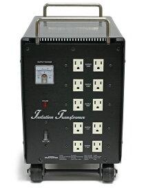 ダウン&アイソレーション電源トランス3000W200V仕様(STH-3020A)