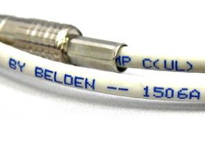 BELDENベルデン1506ARCA-RCA1m