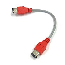 unibrain(ユニブレイン)FireWire400ケーブル【長さ】20cm