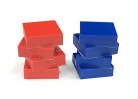 3センチ角ソルボセイン4枚セット青・赤