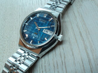 SEIKO 52 LORD MATIC SPECIAL    自動卷