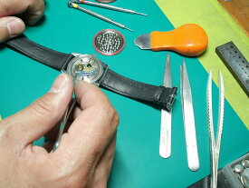 アナログ腕時計電池交換(依頼は3個以上でお願い致します)