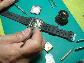 デジタル腕時計電池交換(依頼は3個以上でお願い致します)
