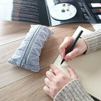 oriamiペンケース:ハイグレードおしゃれ大人女性スリム筆箱かっこいい人気おりあみ薄型黒日本製【プロディガル】