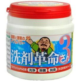 【クーポンあり】【あす楽】洗浄、除菌、脱臭 洗剤革命3さん 300g