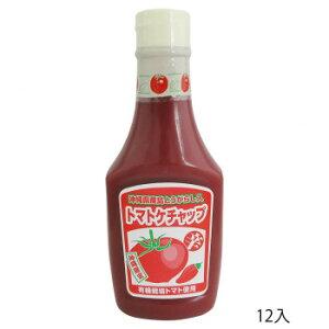 【ポイント10倍】【クーポンあり】【送料無料】琉球フロント沖縄 島とうがらし入りトマトケチャップ 300g×12入