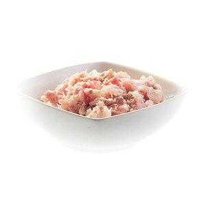 【送料無料】無添加・無着色 成犬用ドッグフード シシア チキンフィレ&ハム 150g×40個 素材 ビタミン ウェットフード 栄養豊富 アミノ酸 健康 ペット 食品 鉄分 タンパク質