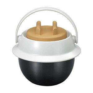 【最大ポイント20倍】保温調理器 おかゆ釜 0.78L KL-800 調理器具 入れるだけ お湯 手軽 リゾット 離乳食 簡単 温泉卵 クッカー お米 雑炊 省エネ
