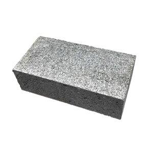 【クーポンあり】久保田セメント工業 コンクリートレンガ コンクリート色 4個セット 1506110 煉瓦 レンガブロック ブロック 敷石 基礎用ブロック 花壇 コンクリートブロック ガーデン