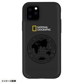 National Geographic iPhone 11 Pro Global Seal Double Protective Case ブラック NG17133i58R