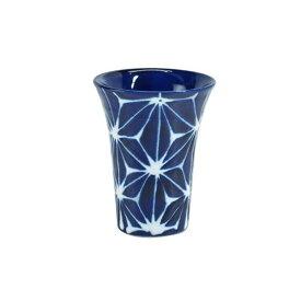 【クーポンあり】18137 琉璃 アペリティフ 麻の葉 いつもの暮らしをより豊かに。
