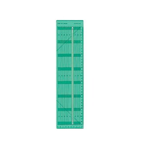 【クーポンあり】クロバー テープカット定規 57-924 パッチワーク 手芸 裁縫 手作り クラフト ずれにくい 簡単 便利
