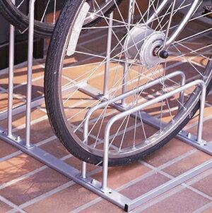 ちゃりん庫I スペースの有効利用!自転車2台をスッキリ収納!!