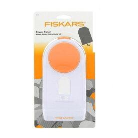 【クーポンあり】【送料無料】Fiskars(フィスカース) パワーパンチ XL タグ 1020497(4109492) 固くて厚みのある紙やシートに最適な穴あきパンチ☆