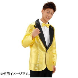 【クーポンあり】パーティータキシード(ゴールド) MJP-654 パーティーや宴会での仮装におすすめ!