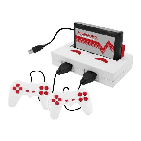 【クーポンあり】FC GAME BOX III 家庭用ゲームソフト互換機 USB電源対応の家庭用ゲームソフト互換機!!