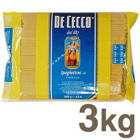 《ディチェコ》スパゲティーニNo.11(1.6mm)【3kg】