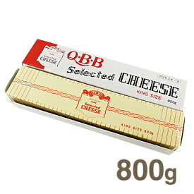 《QBB》プロセスチーズキングサイズ【800g】