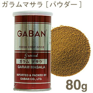 《GABAN》ガラムマサラ【80g】