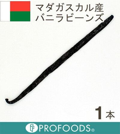 《マダガスカル産》バニラビーンズ【1本】