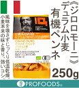 《ジロロモーニ》デュラム小麦 有機ペンネ【250g】