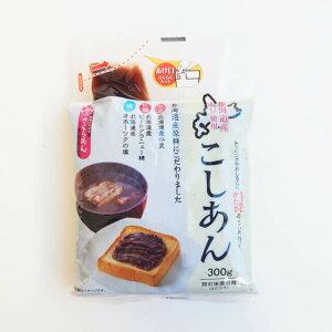 谷尾食糧 さくらあん 北海道産小豆使用こしあん 300g