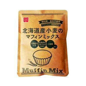 《共立食品》北海道産小麦のマフィンミックス【220g】