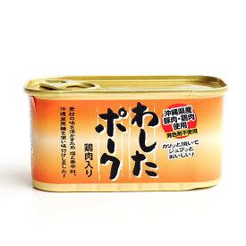 沖縄県物産公社 わしたポーク 200g
