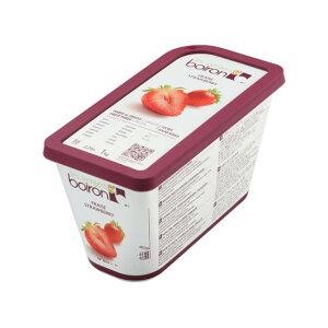 冷凍 ボワロン ピューレ・ド・フレーズ 1kg