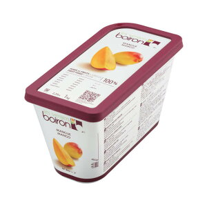 【クール冷凍】《ボワロン》ピューレ・ド・マンゴー【1kg】