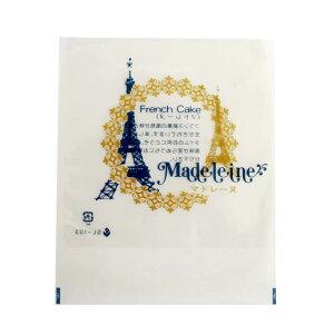 《福重》マドレーヌ袋(SL−103)【1000枚入り】