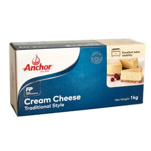 冷蔵 Anchor(アンカー) ニュージーランドクリームチーズ 1kg