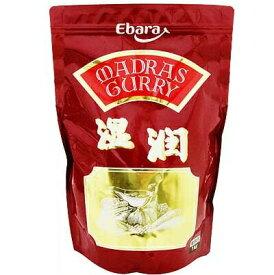 《エバラ食品》マドラスカレールウ湿潤(しつじゅん)【1kg】