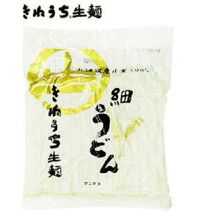 サンサス きねうち生麺細うどん 200g