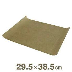 クックシート(ベーキングシート)(オーブンシート・ふっ素樹脂加工)【295×385】