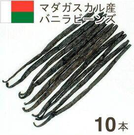 バニラビーンズ【10本】