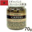 《GABAN》ケーパース(酢漬け)【70g】