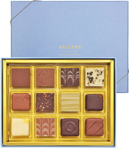 VESTRI 【プラリネ12】 ヴェストリ 高級チョコレート ギフト 贈り物 お中元