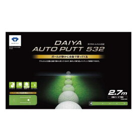 ダイヤ オートパット532 DAIYA ゴルフ 正規品