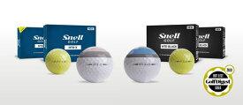 SNELL MTB スネル ゴルフ ボール 3ピース 飛ぶ スピン 日本仕様 正規品