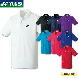 YONEX ヨネックス ゴルフ テニス バドミントン ジュニア ポロシャツ 日本正規品 10300J