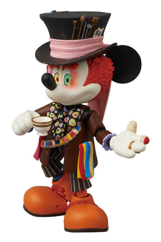 MAF MICKEY MOUSE (MAD HATTER Ver.) 【Disneyzone】